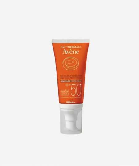 Avene Solar Crema SPF50 Coloreada