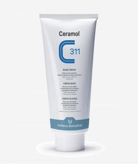 Ceramol Crema Base 400 ml